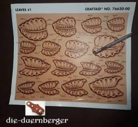 76620 Craftaid Leaves - Bild vergrößern