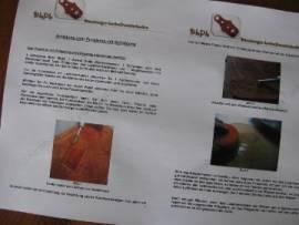 DLPL Anleitung zum Punzieren mit Schablonen - Bild vergrößern
