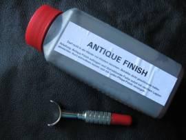 Antique Finish braun 250 ml - Bild vergrößern