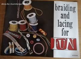braiding and lacing for FUN - Bild vergrößern