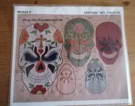 76642 Craftaid Skulls II - Bild vergrößern