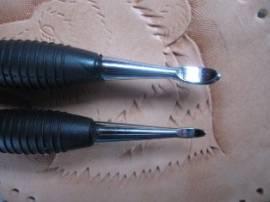 Modelliereisen Fine/Sm Round Spoon <--modelier//--> - Bild vergrößern