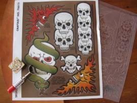 76615 Craftaid Skulls 7 - Bild vergrößern