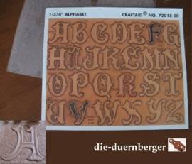 72018 Craftaid Alphabet - Bild vergrößern
