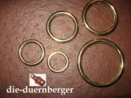 O-Ring 50 x 5,5 mm REIN messing - Bild vergrößern