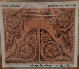 76617 Craftaid Floral Corner  - Bild vergrößern