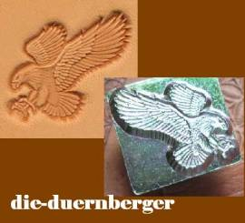 Punzierstempel Attack Eagle