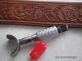 -Swivel Knife / Kurvenmesser / Ledermesser