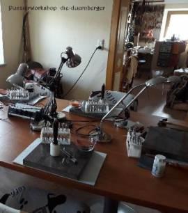 -Leder Punzieren- Kurs/Workshop   Preis auf Anfrage - Bild vergrößern