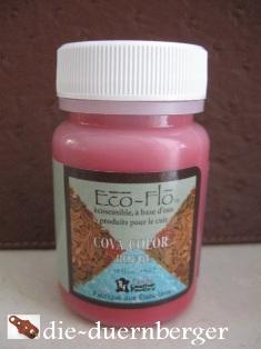Eco-Flo Cova-Colors rot 2oz (06)