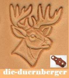 Punzierstempel Deer Head