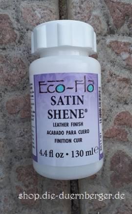 Eco-Flo Satin Shene -Decklack- - Bild vergrößern