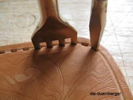 Chisel Einzel-Locheisen 1/8 Zoll/Inch - Bild vergrößern