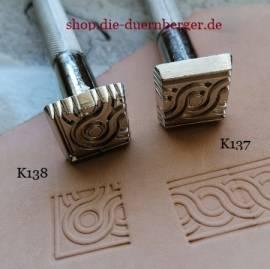 Punziereisen K137 - Bild vergrößern