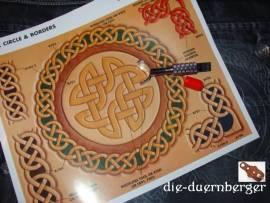 76610 Craftaid Celtic Circles  - Bild vergrößern