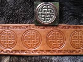 Punzierstempel Round Celtic - Bild vergrößern