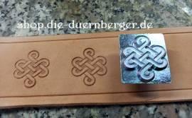 Punzierstempel Celtic Knot - Bild vergrößern