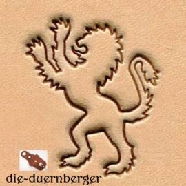 Punzierstempel Lion links - Bild vergrößern