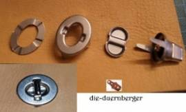 Verschluss 4tlg. Fb. silber - Bild vergrößern