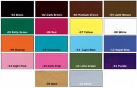Eco-Flo Cova-Colors weiß (08) 2 oz  - Bild vergrößern