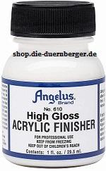 Angelus Acrylic Finisher high gloss 29,5 ml