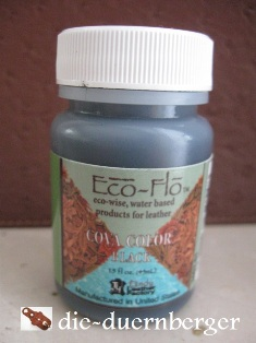 Eco-Flo Cova-Colors schwarz (01) 2 oz