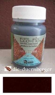 Eco-Flo Cova-Colors dkl.-braun (02)  2 oz