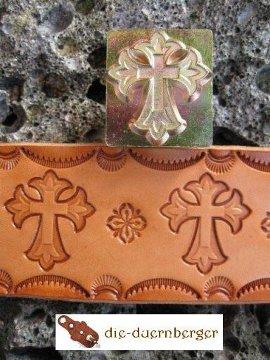 Punzierstempel Cross