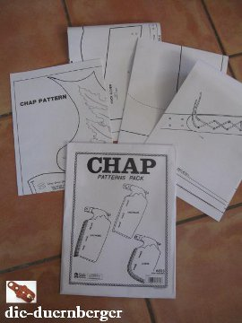 Schnittmuster Chap <--pattern//-->
